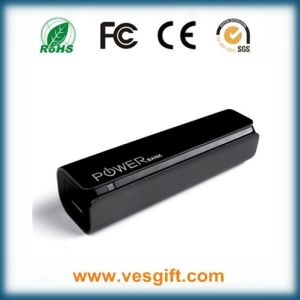 2600 mAh Custom Logo Gift Mobile Power pictures & photos