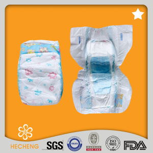 Cute Printed Disposable Sleepy Baby Diaper Wholesale Products pictures & photos