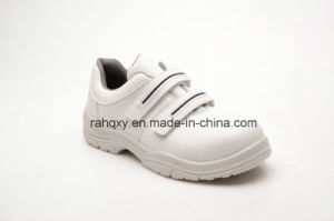 New Design Micro Fiber Leather PU Safety Shoes (WS6003) pictures & photos