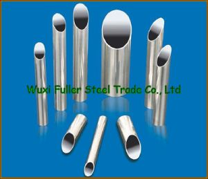 High Brightness Tight Seamless 201 Stainless Steel Pipe pictures & photos