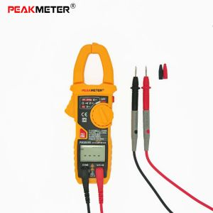 Frequency Test 600A AC 6000 Counts Dual Display Clamp Meter