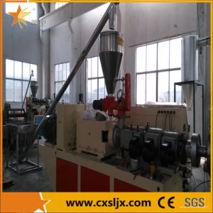 PVC Hot Cutting Pelletizing Production Line pictures & photos