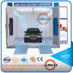 Car Spray Booth Paint Booth Baking Oven Painting Equipment pictures & photos