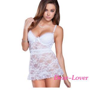 2018 Lady Women Sexy Lingerie Sleepwear Panties Underwear Set pictures & photos