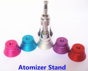 Vape Accessories Colorful High Metal Stand for Tank Can OEM Logo