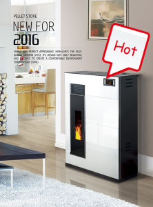 Cr-06 New Hot Design Wood Pellet Stove pictures & photos
