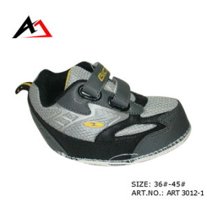 Semi Sports Shoe Uppers New Product Shoes Apart (ART 3012-1) pictures & photos