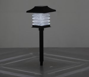 Solar Stake Light with White LED-S1s27 pictures & photos