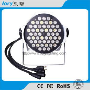 LED Stage 54PCS*3W RGBW Aluminum PAR Light