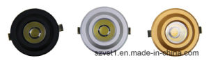 LED Cabinet Down Spot Light 1W / DC350mA pictures & photos