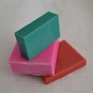 2m Width Green Pink Red PE Plastic Sheet / Board pictures & photos
