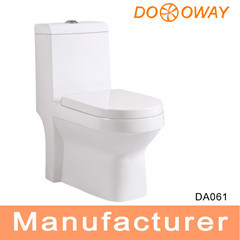 Siphonic/Washdown One Piece Toilet