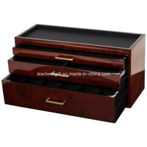 5-Compartment Watch & Accessories Storage Box pictures & photos