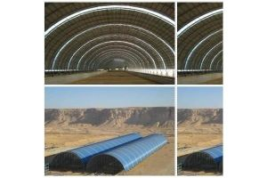 Arch Steel Building Strand Steel Buildings pictures & photos