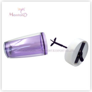 BPA Free Plastic Water Drinking Bottle with Stirrer, Double Wall Water Bottle with Mixer (360ml) pictures & photos