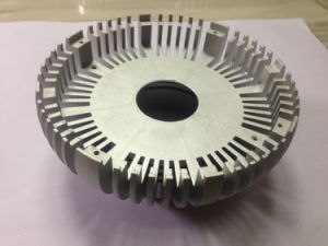 CNC Turning Aluminum Parts for LED Lighting pictures & photos
