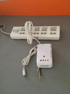 AC 230V High Water Level Detector with Relay Output