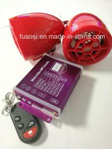 Motorcycle MP3 Audio Alarm System