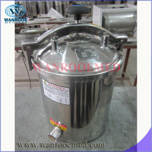 Yx-12/18/24hm Portable Pressure Steam Sterilizer Electric or LPG Heated pictures & photos