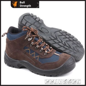 Industrial Leather Safety Shoes with Steel Toecap (SN5192) pictures & photos
