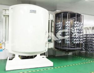 Plastic Vacuum Metallizing Plant/ Plastic PVD Vacuum Coating Machine pictures & photos