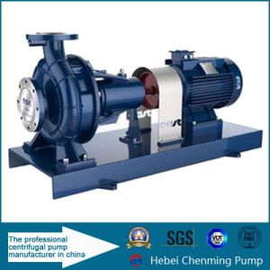 75kw Horizontal Stainless Steel Single-Stage End Suction Water Pump pictures & photos
