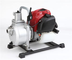 2.0HP Petrol Engine Air Pump Small Electric Water Pump 1 Inch pictures & photos