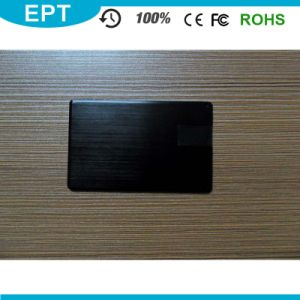 Chinese Bulk Promotion OEM Logo Ultra Thin Credit Card USB Flash Drive pictures & photos