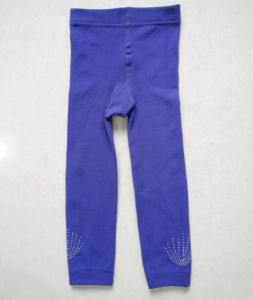 Children Girl Fashionlegging Print Cotton Tights & Pantyhose pictures & photos
