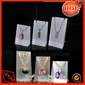 Acrylic Necklace Display Stand for Shop pictures & photos