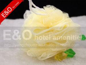 Disposable Body Cleaning Sponge Loofah Mesh Bath Sponge Ball Wholesale pictures & photos