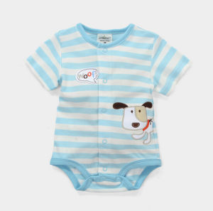 Unisex Lovely Soft Cotton Comfortable Baby Clothes pictures & photos