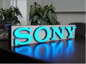 Brand Brigtness Hshop Advertising LED Light Letter Billboard pictures & photos