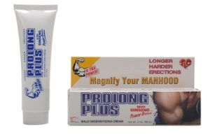Prolong Plus Cream for Sex Delay Long Lasting pictures & photos