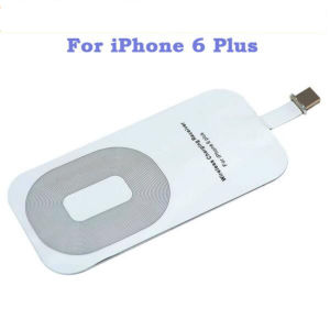 Qi Wireless Charger Charging Receiver Patch Module for iPhone 6 Plus pictures & photos