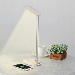 Eye Protection Design Reading Lamp with Touch Switch
