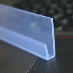 N/U Shape Plastic Sprofile PVC Extrusion Ds-1179 pictures & photos