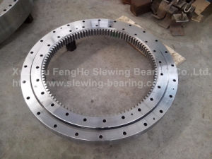 Wind Turbine Slewing Bearing, Suitable for Slewing Conveyor pictures & photos