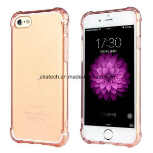 Air Cushion TPU Clear Mobile Phone Cover Case for iPhone 7 pictures & photos