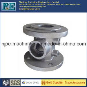 High Quality Casting Zinc Plated Steel Parts pictures & photos
