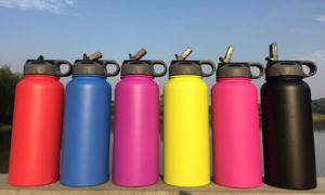 Hydro Flask 32oz Vacuum Thermos Sport Flask Straw Lid pictures & photos