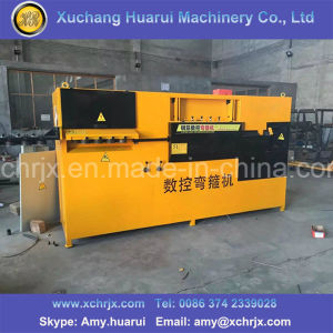 Reinforcement Steel Bending Machine/Ring Bending Machine/CNC Stirrup Bending Machine pictures & photos