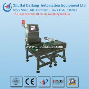 Conveyor Scale Check Weigher / Weight Checking Machine pictures & photos