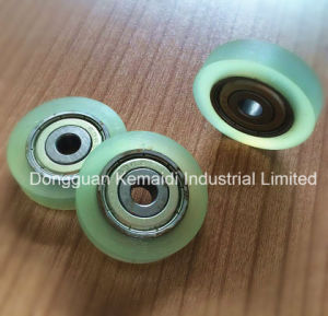 636zz Bearing Coated Rubber for Window and Drawer