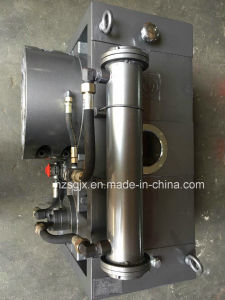 Zlyj Horizontal Single Screw Gearbox Hardened Tooth Surface Reducer Plastic pictures & photos