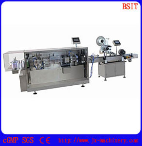 Plastic Ampoule Liquid Filling and Sealing Machine Dsm120+Lm100 pictures & photos