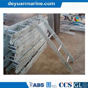 Marine Steel Straight Ladder pictures & photos
