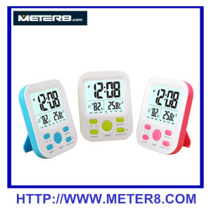 JP9906 Mini Electronic Digital Hygrometer, Domestic Temperature and Humidity Meter pictures & photos