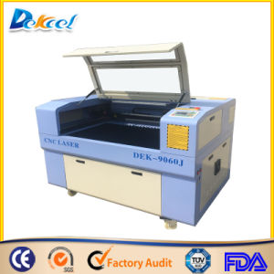 Small CNC Laser Engraver and Cutter Dek-9060 pictures & photos