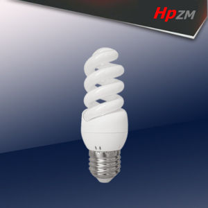 CFL Bulb Light Spiral U Shape Energy Saving Lamp CFL pictures & photos